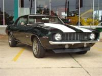 This is a Chevrolet, Camaro for sale by Colliers Custom