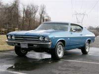 1969 Yenko Chevelle Clone - This is the most