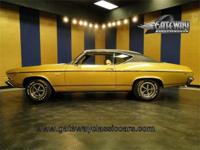 1969 Chevrolet Chevelle SS L78 for sale! This is what