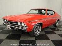 This 1969 Chevelle SS is bound to attract a lot of