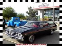 This was originally a HT Chevelle and has now become a