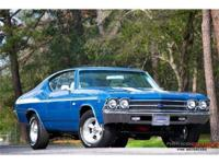 This 1969 Chevrolet Chevelle 2dr Yenko . It is equipped