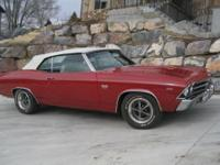 This is a very rare and high optioned original Chevelle