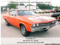 1969 Chevrolet Chevelle , Call for mileage