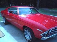 1969 Chevrolet Chevelle (FL) $20,000 84,000 original