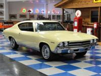 1969 Chevrolet Chevelle Malibu painted in correct