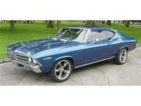 Built V-8 engine, automatic transmission, chrome and