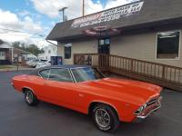 Year : 1969 Make : Chevrolet Model : Chevelle Engine :