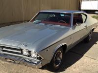 1969 Chevrolet Chevelle SS 396-325hp Automatic