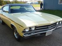 This is not the ordinary Chevelle that you would view