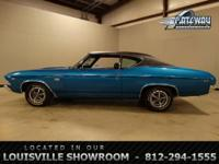 This 1969 Chevrolet SS Chevelle is for sale in our