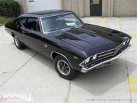 The Chevelle SS 396 300 Deluxe post sedans were more