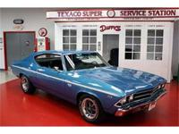 HERE IS A GREAT EXAMPLE OF A LATE 60 1969 Chevrolet