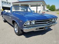 Year.1969  Make.Chevrolet  Model. Chevelle SS Body