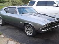THIS IS A 1969 CHEVELLE SS POST CAR THAT WE BELIEVE TO