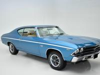 YEAR 1969 MAKE CHEVROLET MODEL CHEVELLE SS396 (L78)BODY