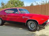 Selling A 1969 Chevelle Big Block four speed bench seat