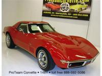 1969 CHEVROLET CORVETTE, 148Y..1969 Corvette