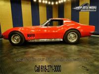 1969 Chevrolet Corvette for sale. This car is your path
