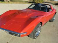 1969 Corvette Stingray Coupe 427/390 (CE engine)97212
