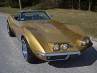 Car comes in its original color of Riverside Gold,