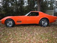 1969 Chevrolet Corvette (FL) - $69,900 Exterior: Monaco