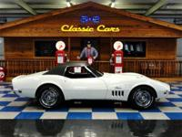 1969 Chevrolet Corvette Convertible VIN 194679S709860