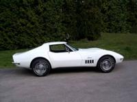 1969 Chevrolet Corvette Stingray Coupe MATCHING