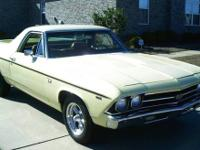 *******REDUCED******* 1969 Chevrolet El Camino, with