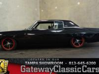 Stock #590-TPA 1969 Chevrolet Impala  $19,995 Engine: