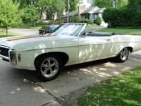 This Chevy Impala Convertible is perfect for a