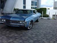 """1969 Chevrolet Impala """"44 YEAR OLD CLASSIC""""... It would"""