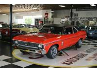 1969 Chevrolet Nova Big Block - Rebuilt 454 V - 8