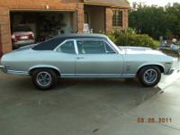 1969 Chevrolet Nova SS 2DR HT ..Numbers Matching ..Real