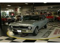 1969 Chevrolet Nova Super Sport Fully Restored