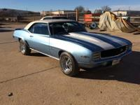 1969 Chevrolet Z28 Camaro for sale (OK)- $75,000 Top of