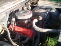 Chevy 327 V8 300 HP $950.00 OBO I was told it was a