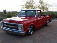 We specialize in 1967-1972 short bed C10 trucks, start