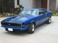 1969 Chevy Camaro for sale (CO) - $36,900 10,000 Miles.