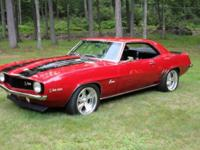 1969 Chevy Camaro for sale (CT) - $49,500 '69 Camaro