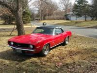 1969 Chevy Camaro for sale (MN) - $32,900 '69 Chevy