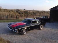 1969 Chevelle SS (clone, but you would be hard pressed
