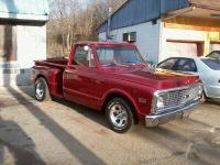 Here is a great 1969 Chevy Truck with complete