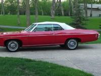 '69 Chevrolet Impala Convertible Extremely uncommon