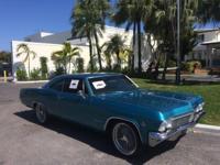 1969 Chevy Impala SS (FL) - $24,500 Exterior: Nassau