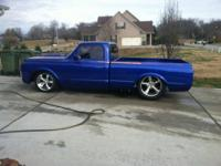 Priced for quick sell! 1969 PRO STREET Chevy C10