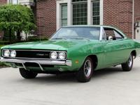 1969 Dodge Charger 500  Fully Restored   Body Beautiful