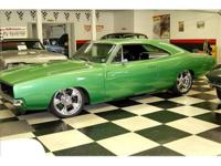 1969 DODGE CHARGER RT/SE 440, 4 speed, Pro-Touring