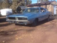 1969 Dodge Charger for sale, this has actually been a