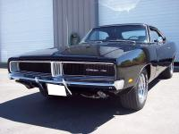 For sale is a 1969 Dodge Charger Very solid underneath.
